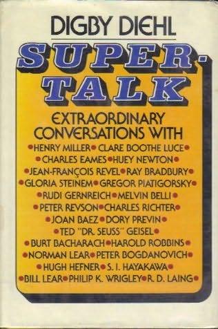 book cover of Supertalk