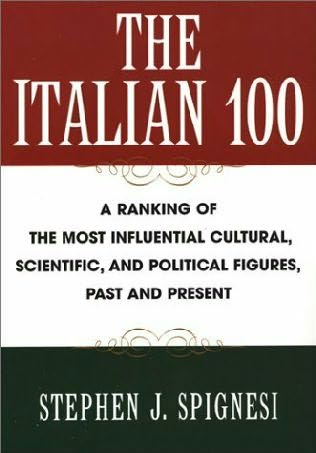 book cover of The Italian 100