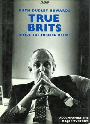 book cover of True Brits