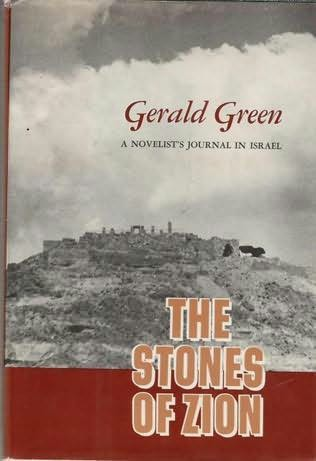 book cover of The Stones of Zion