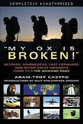 book cover of My Ox Is Broken!