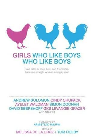 book cover of Girls Who Like Boys Who Like Boys