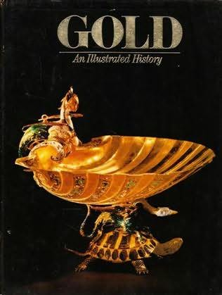 book cover of Gold: An Illustrated History