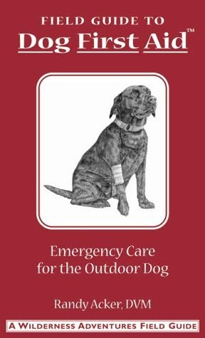 book cover of Dog First Aid