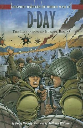 book cover of D-Day