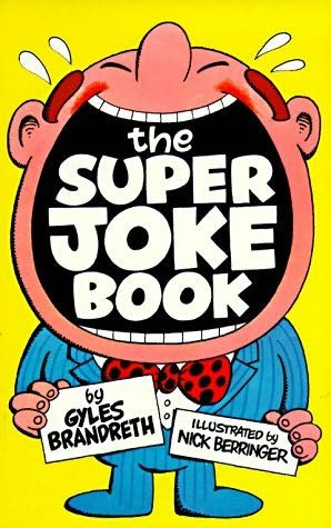 how to tell a joke book