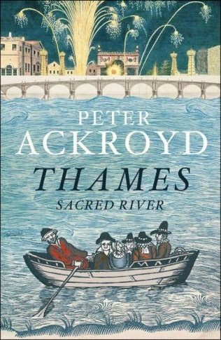 book cover of The Thames