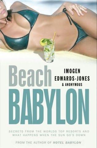 book cover of Beach Babylon