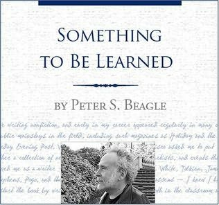 book cover of Something to Be Learned