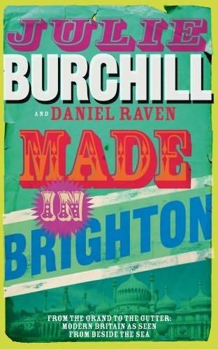 book cover of Made in Brighton