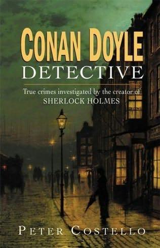 book cover of Conan Doyle, Detective