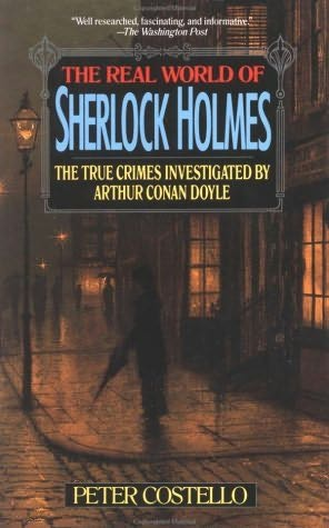 book cover of The Real World of Sherlock Holmes