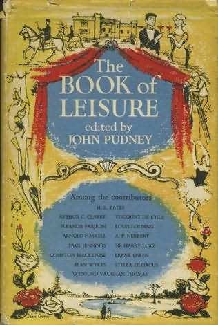 book cover of The Book of Leisure