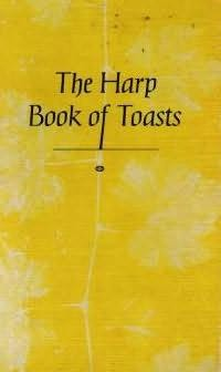 book cover of The Harp Book of Toasts