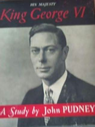 book cover of His Majesty King George VI