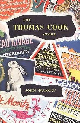 book cover of The Thomas Cook story