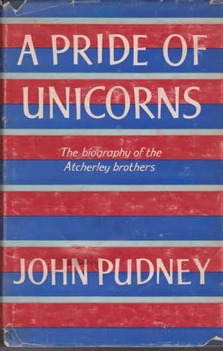 book cover of A Pride of Unicorns