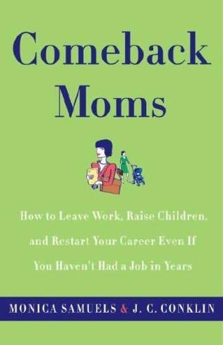 book cover of Comeback Moms