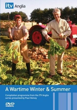 book cover of A Wartime Winter and Summer
