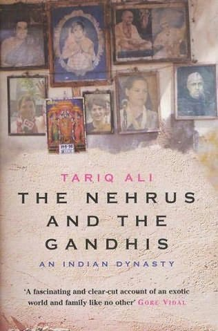 book cover of The Nehrus and the Gandhis