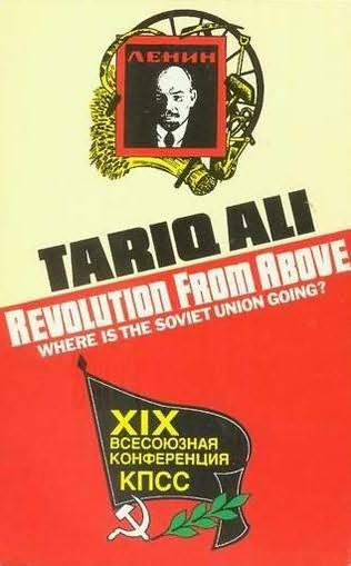 book cover of Revolution from Above
