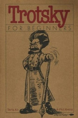 book cover of Trotsky for Beginners