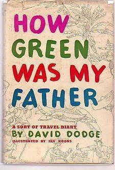 book cover of How Green Was My Father