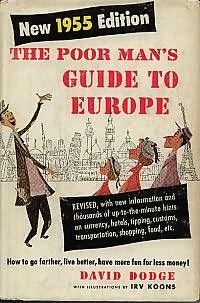 book cover of The Poor Man\'s Guide to Europe