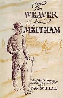 book cover of The Weaver from Meltham