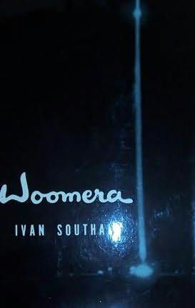 book cover of Woomera
