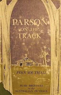 book cover of Parson On the Track