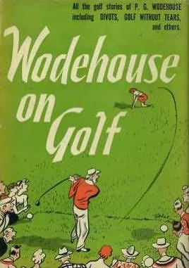book cover of Wodehouse on Golf