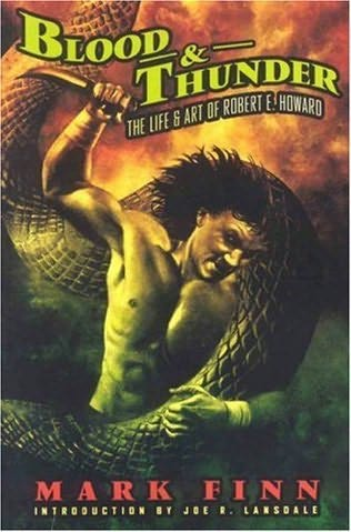 book cover of Blood & Thunder