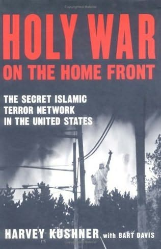 book cover of Holy War On the Home Front