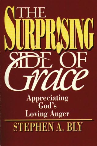 book cover of The Surprising Side of Grace