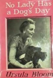 book cover of No Lady Has a Dog\'s Day