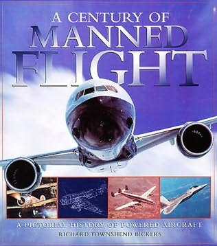 book cover of A Century of Manned Flight