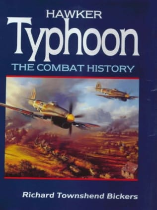 book cover of Hawker Typhoon