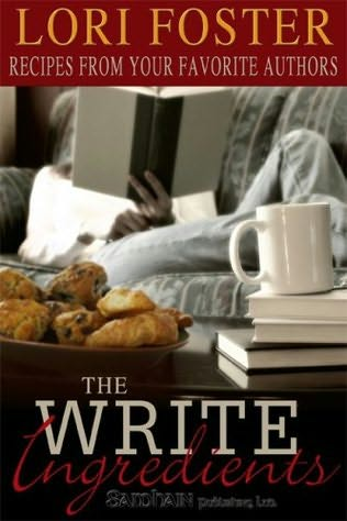 book cover of The Write Ingredients