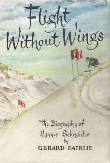 book cover of Flight Without Wings