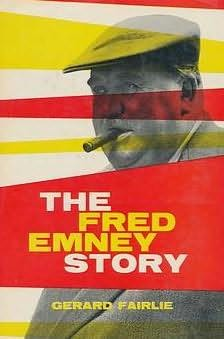 book cover of The Fred Emney story