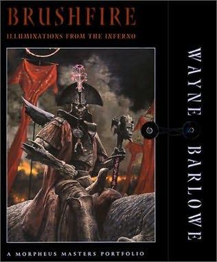 book cover of Brushfire