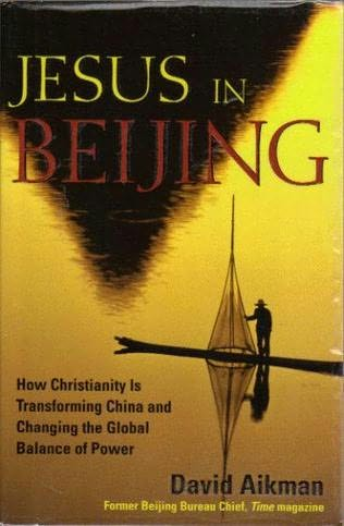 the growing movement of christianity in jesus in beijing by david aikman David aikman, author of jesus in beijing, says in 20 years christians could have a major impact on china, and that could change the world.