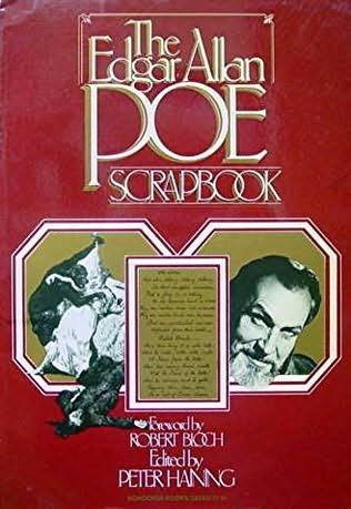 book cover of The Edgar Allan Poe Scrapbook