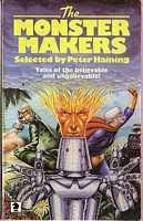 book cover of The Monster Makers