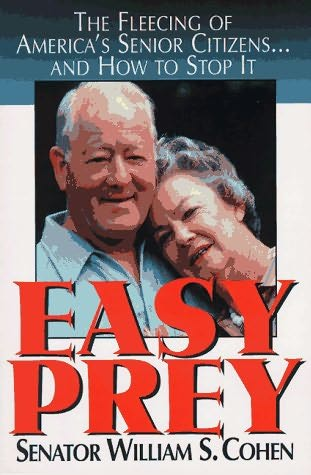 book cover of Easy Prey