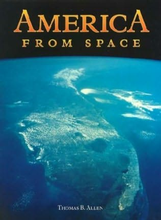 book cover of America from Space
