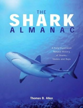 book cover of The Shark Almanac
