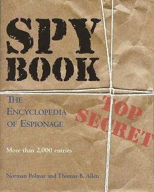 book cover of Spy Book