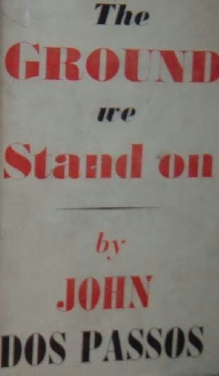 book cover of The Ground We Stand On